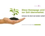 Bild Webseite TOSI HAMBURG Handel & Consulting Hamburg