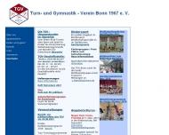 Bild Turn- und Gymnastik-Verein Bonn 1967 e.V.