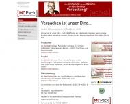 Bild Mc-Pack-GmbH Industrie-Verpackungen