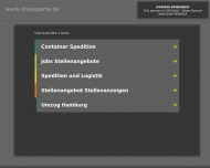 Bild Verwaltung Wenk Transport & Logistik GmbH