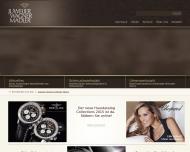 Uhren, Uhrmacher-Service, Schmuck, Schmuckreparaturen - Wagner Madler Juwelier Mainz - 06131-231877