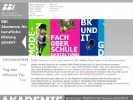 Bild BBI - Akademie für berufliche Bildung gGmbH