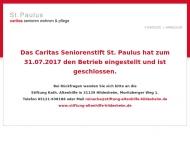 Bild Caritas Seniorenstift St. Paulus gemeinnützige GmbH