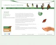 Bild Webseite giraffo Bremen