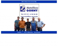 Bild Metallbau Gorny GmbH