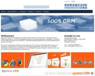 POWERCASE FORMULA CRM - Home