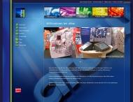 Website Atelier für angewandte Werbung Klaus Hriesik