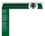 Bild Webseite Vierländer Schützengemeinschaft v. 1592 Hamburg