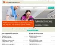 Bild Webseite  Halstenbek