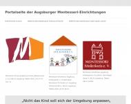 Bild Montessori-Förderkreis Augsburg e.V.