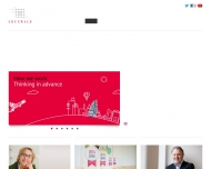 Bild Webseite GRUNWALD Kommunikation und Marketingdienstleistungen Unterföhring