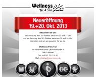 Wellness Fit Fun - Neuer?ffnung 19.+20. Oktober 2013