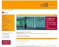 Bild Bildungswerk des Verbandes Deutscher Tonmeister GmbH