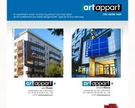 artappart berlin suiten und kempinski plaza - Appartements mitten in Berlin