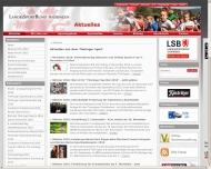 Bild Bildungswerk des Landessportbundes Thüringen e.V.