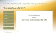 Bild Certus Grundbesitz eG