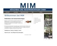 Bild Mühlenbau- und Industriemontagen GmbH