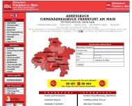 Adressbuch der Metropolregion Rhein Main
