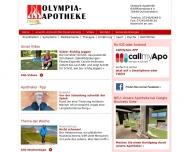 Bild Olympia-Apotheke Karin Schlenker e.K.