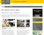 Bild Auto- und Fahrzeugservice Gabriel GmbH