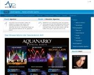 Bild Webseite Aventpro Berlin