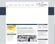 Bild Webseite Fleming-Apotheke Apotheker Dr. Joachim Tautges Dortmund