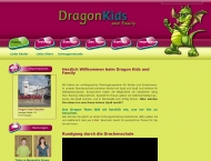 Bild Webseite Feel Good Sports UG Dresden