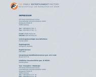 Bild FEF Family Entertainment Factory Veranstaltungs und Kommunikations GmbH