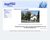 FirstClass - Ihr IT Spezialist und Netzwerk Service Partner