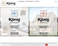 K?nig Immobilien und K?nig Appartement Sylt - Makler und Vermietagentur in Westerland