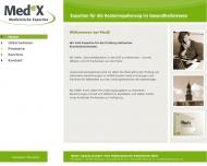 Bild MedX Gesellschaft für medizinische Expertise mbH