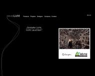 Bild Webseite neuesLicht Nürnberg