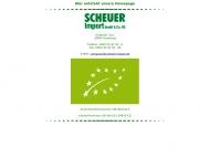 Bild Scheuer Import GmbH & Co. KG