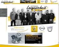 Bild Webseite  Halver