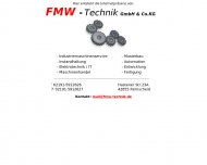 Bild FMW-Technik GmbH & Co. KG