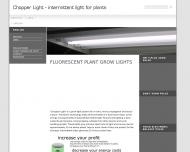 Bild Webseite Chopper Light Berlin