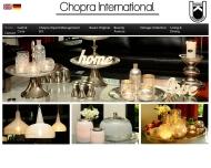 Bild Chopra International GmbH