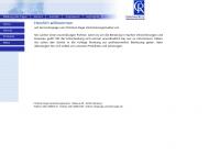 Bild Webseite Christian Ruge Versicherungsmakler Hamburg