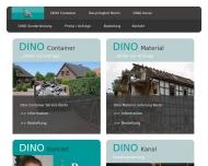 Bild Webseite MDK Marrero Dienstleistungen Berlin