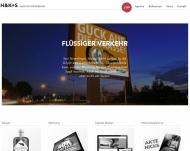 Klassische Werbung, Package Design, Digitale Medien und Markenstrategien H K+S Agentur f?r Werbung