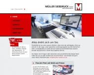 Bild Müller Siebdruck GmbH