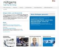 Bild Rütgers Kälte Klima GmbH & Co. KG