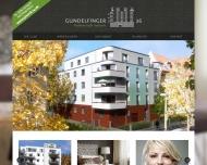 Bild Webseite NOVA Liegenschaften Berlin