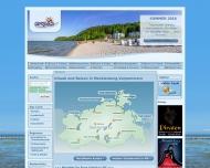 Bild Webseite Plambeck Hamburg