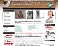 Kaffeevollautomat, Kaffeemaschine Espressomaschine f?r echten Kaffee-Genuss