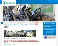 Fitness in Blankenese - Fitnessstudio Blankenese - Shaping Up