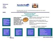 STARTseite SanderSoft