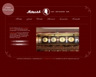 Bild Webseite Wolfgang Amadeus Gastronomie München