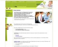 Bild Webseite WorkDreams Köln