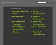 Bild Berufsakademie für Wirtschaft, Technik, Hotelfach ... Halle GmbH
